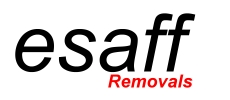 Esaff Removals Home Page
